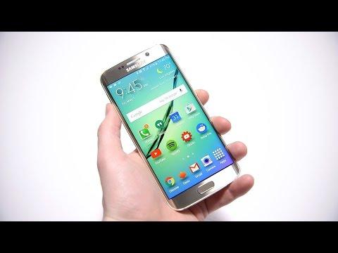 Samsung Galaxy S6 Kenar Değdi Mi?