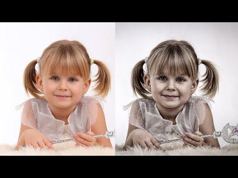 Photoshop Cc Eğitimi | Dramatik Portre Efektleri Part2
