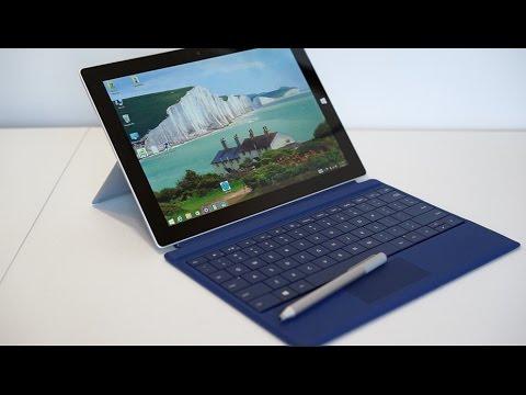 Microsoft Surface 3 Bir Daha Gözden Geçirme