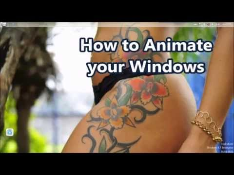 Windows Bilgisayar Animasyon Uygulamak Nasıl