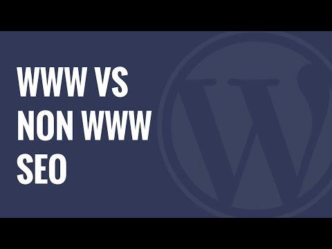 Www Vs Sigara Www Ve Hangi Daha İyi Seo Wordpress İçin