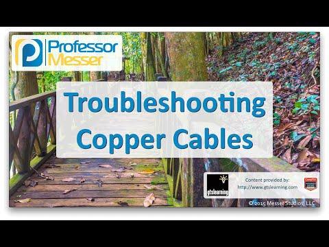 Bakır Kablolar - Sık Ağ + N10-006 - 4.4 Sorun Giderme