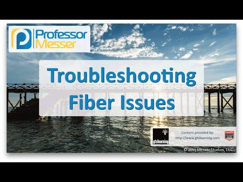 Sık Ağ + N10-006 - 4.5 Fiber Sorunları - Sorun Giderme