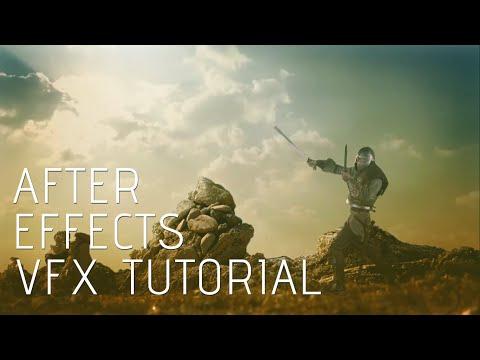 After Effects | Vfx Ve Öğretici Video Düzenleme