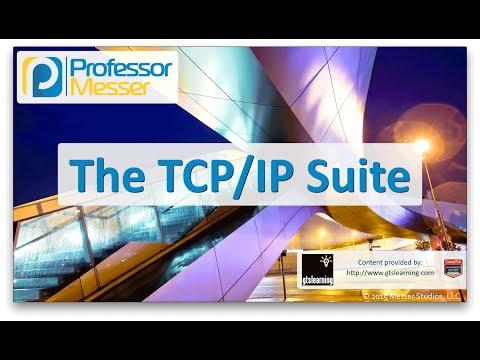 Tcp/ıp - Sık Ağ + N10-006 - 5.2