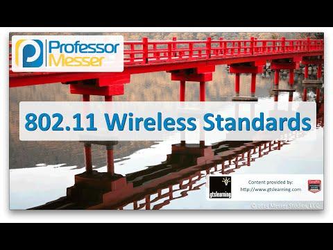 802.11 Kablosuz Standartları - Sık Ağ + N10-006 - 5.3