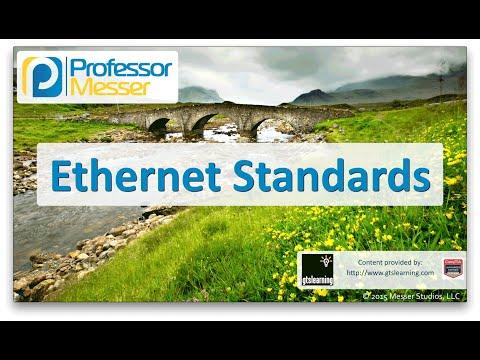 Ethernet Standartları - Sık Ağ + N10-006 - 5.4