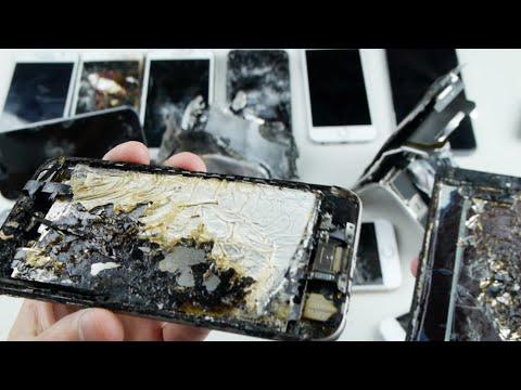Benim Kırık/smashed İphone Koleksiyonu! (2015)