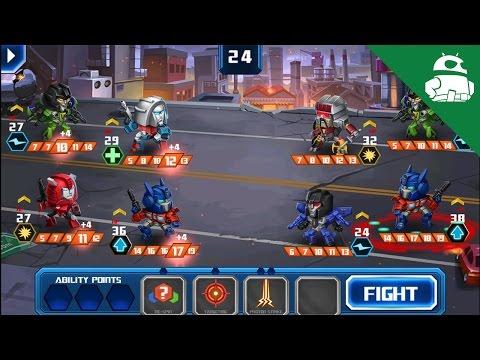 Biz Oyun: Transformers Savaş Taktikleri