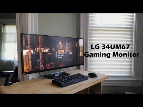 Lg 34Um67 21:9 Ultrawide Oyun Monitör İnceleme
