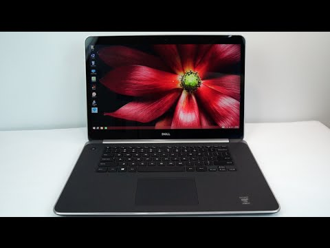 Dell Xps 15 Uhd 4K Ekran Gözden Geçirme İle