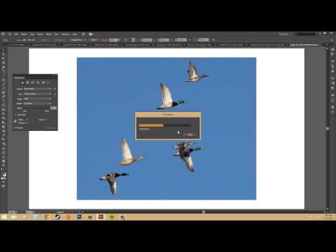 Adobe Illustrator Cs6 Başlayan Yeni Başlayanlar - Öğretici 75 - İçin Görüntü İzleme Gelişmiş