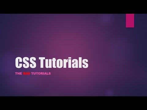 Css Eğitimi - 15: Arka Plan Özellikleri (Bölüm-2)