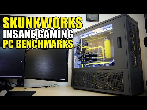 Pc Kriterler - Skunkworks Oyun Çılgın Overkill Watercooled
