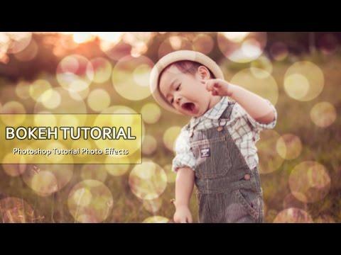 Photoshop Cs6 Eğitimi - Bokeh Etkisi