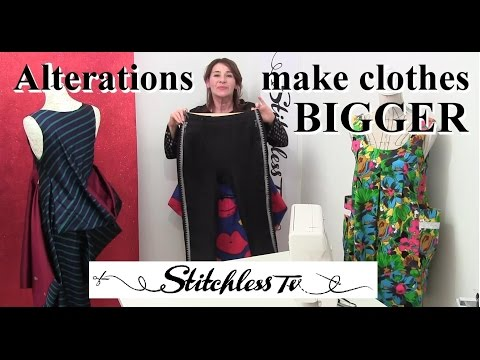Nasıl Giyim Daha Büyük Yapmak