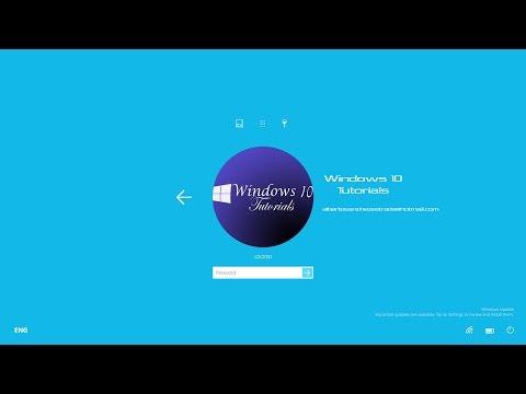 Windows 10 Kaldır Başlangıç Parolası
