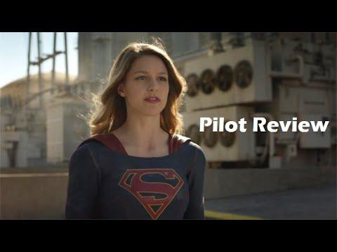 Süper Kız Pilot Bir Daha Gözden Geçirme