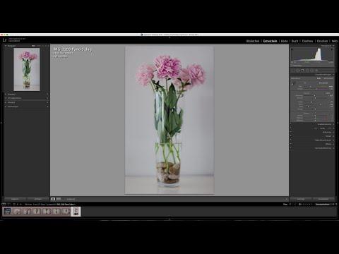 Göl Lightroom Rehberler - Ultra Hochauflösende Bilder (Brenizer)