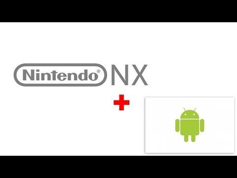 Android Çalıştırmak İçin Nintendo Nx???