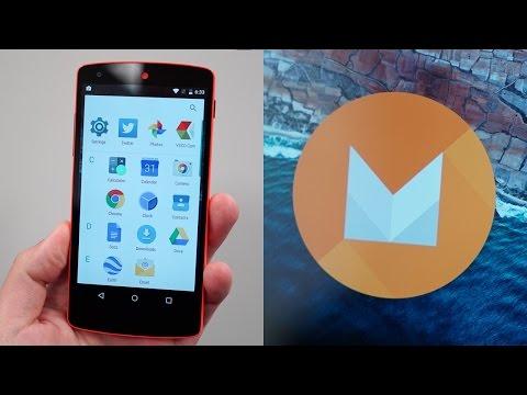 Android M İlk Düşünceler Ve Ios 9 Tahminleri