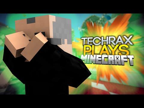 Techrax Çalış Minecraft