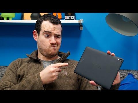 Benim Nexus 9 Hendeğe