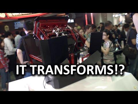 Computex 2015 En Bireysel Durumda? -Kazanmak H-Kule İçinde