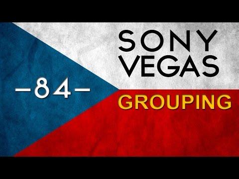 Cztutorıál - Sony Vegas - Gruplandırma