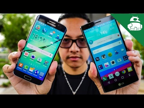 Lg G4 Vs Samsung Galaxy S6 / S6 Kenar!