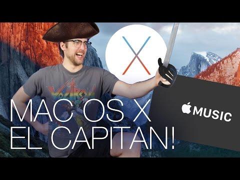 Apple Wwdc 2015 Geçen Hafta! Apple Müzik, Ios 9, Os X El Capitan