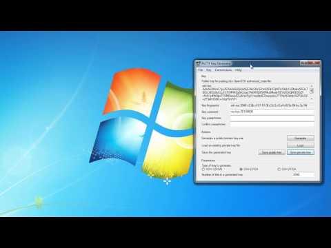 Bilgisayar Ağ Öğretici - 29 - Ssh Anahtarlar Oluşturmak