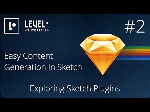 #2 Sketch - Kroki Eklentileri Keşfetmek Kolay İçerik Üretimi