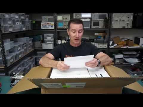 Eevblog #753 - Inventables X-Carve Makine Unboxing Freze