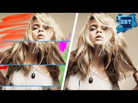 Photoshop Cc Rehberler - Nasıl Yapılır Photoshop Yüz Manipülasyon Öğretici Cc