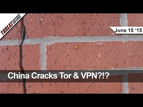 Çin Tor Ve Vpn Çatlaklar?!? Güvenlik, Siber-Casusluk Kabus, Opm İhlali Zaman Çizelgesi Irs Ekler