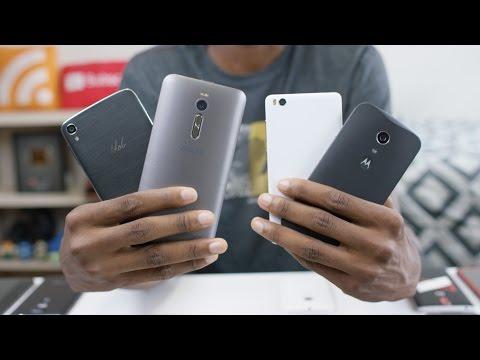 En İyi 5 Smartphones 300 $ Altında! (2015)