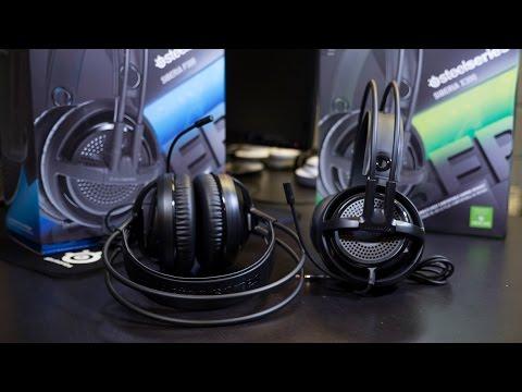 Steelseries Sibirya 100 Ve 300 Serisi Kulaklık Ps4 Ve Xbox Hnads Üstünde Bir İçin