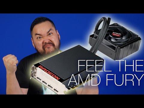 Amd Fury X Ortaya Çıkarmak, Final Fantasy 7 Remake, Star Fox Sıfır
