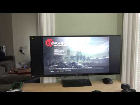 Windows 10 Akış Halindeki Bir Xbox: Gears Of War Ultimate Edition