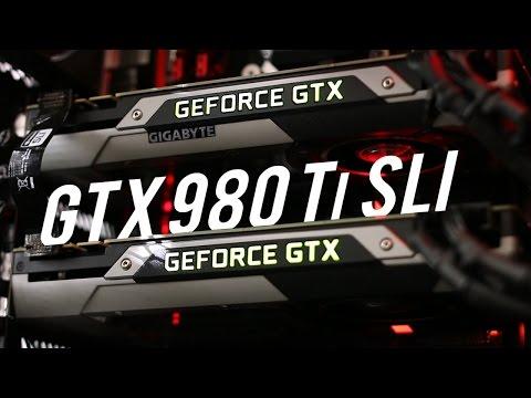Gtx 980 Ti 2-Yollu Slı 4K Kriterler + Yapı Yaklaşan Özel Su Soğutmalı!?
