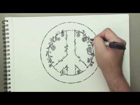 Nasıl Bir Barış İşareti Çiçekler - Hız Video İle Beraberlik İçin | Kan Basıncı