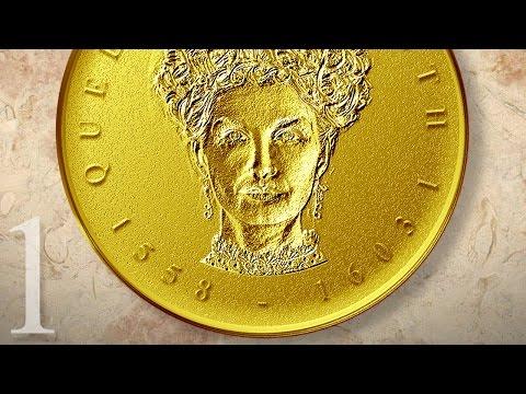 Photoshop: Bölüm 1 - Oluşturma Bir Altın, Madalyon Para Portre