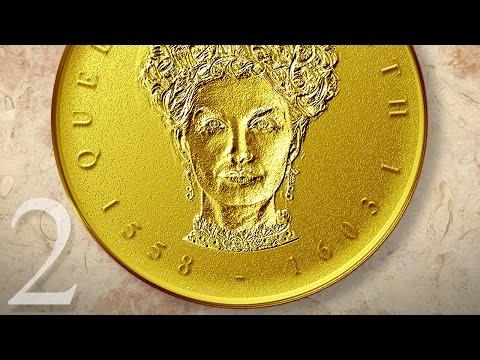 Photoshop: Bölüm 2 - Oluşturma Bir Altın, Madalyon Para Portre