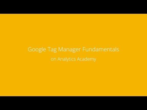 Google Etiket Yöneticisi Temelleri Hoş Geldiniz