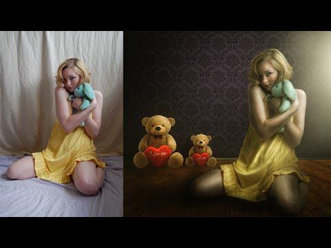 Photoshop Tutorial | Renk Efektleri Sınıflandırma İle Fotoğraf Düzenleme