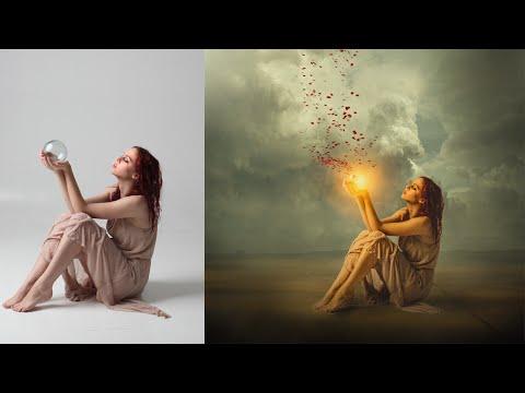 Photoshop Tutorial | İşleme İş Akışı Ve Gölgelendirme