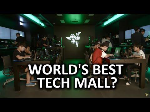 Dünyanın En İyi Teknik Showroom? Syntrend, Taipei, Tayvan