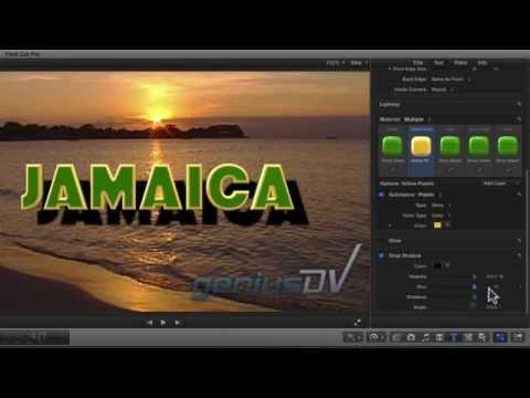 Pro X Final 3D Metni Kesme