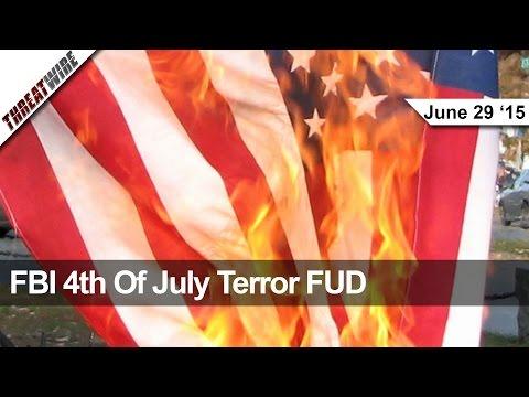 Yıllık Fbı 4Th Temmuz Terör Fud, Cisco Aletleri Savunmasız, Özel Mac Addys! -Tehdit Tel